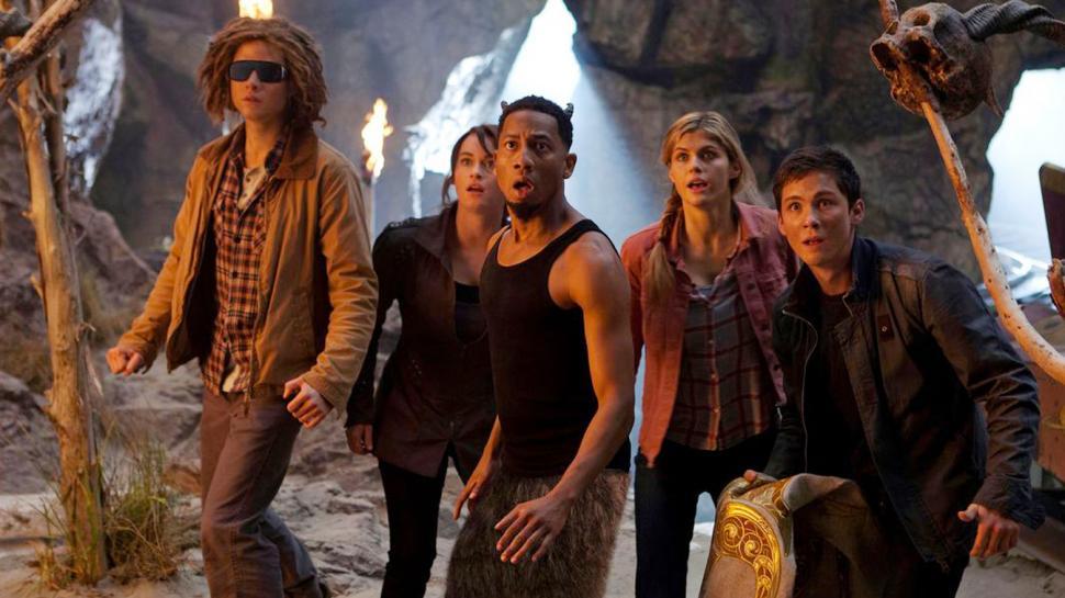 Percy Jackson e i suoi compagni d'avventura