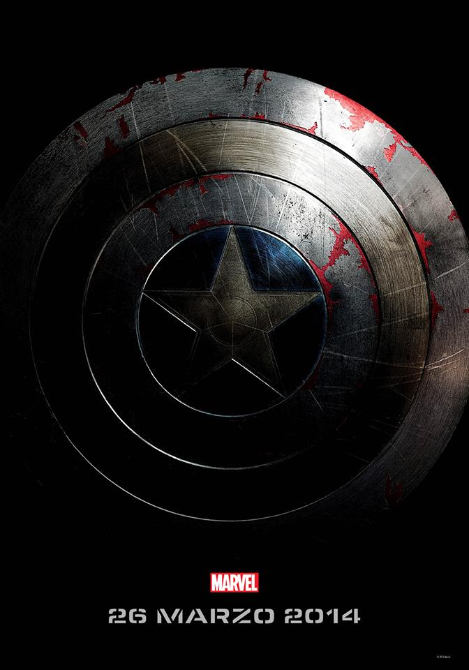 Captain America The Winter Soldier_Teaser Poster ITA