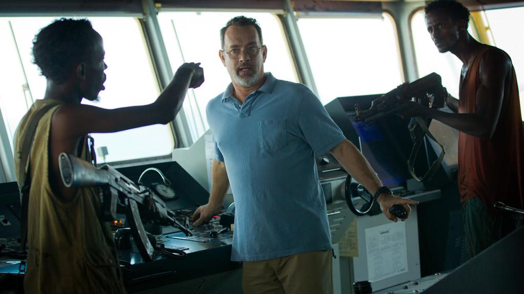 Tom Hanks nelle mani dei pirati somali