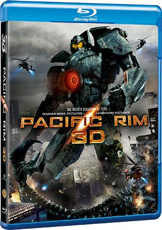 Pacific Rim, il Blu-ray 3D | Darkside Cinema Pacific Rim 2013 Bluray