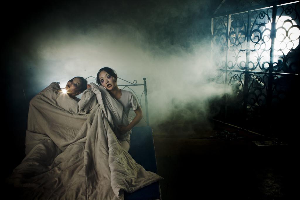 Circo de los Horrores Esorcista