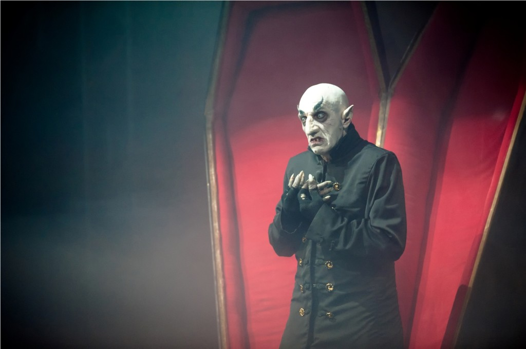Circo de los horrores Nosferatu