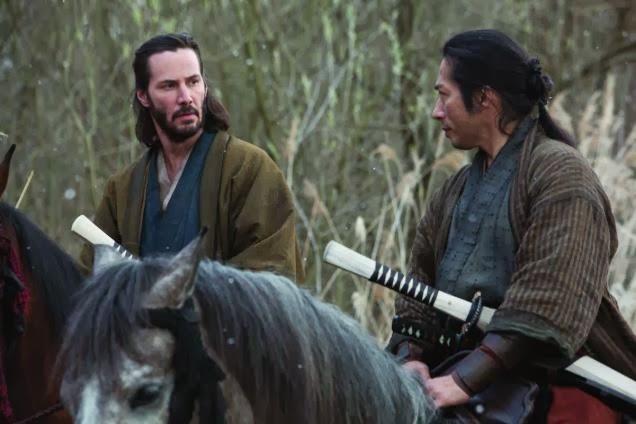 Il mezzosangue Kai e il ronin Oishi si preparano alla vendetta