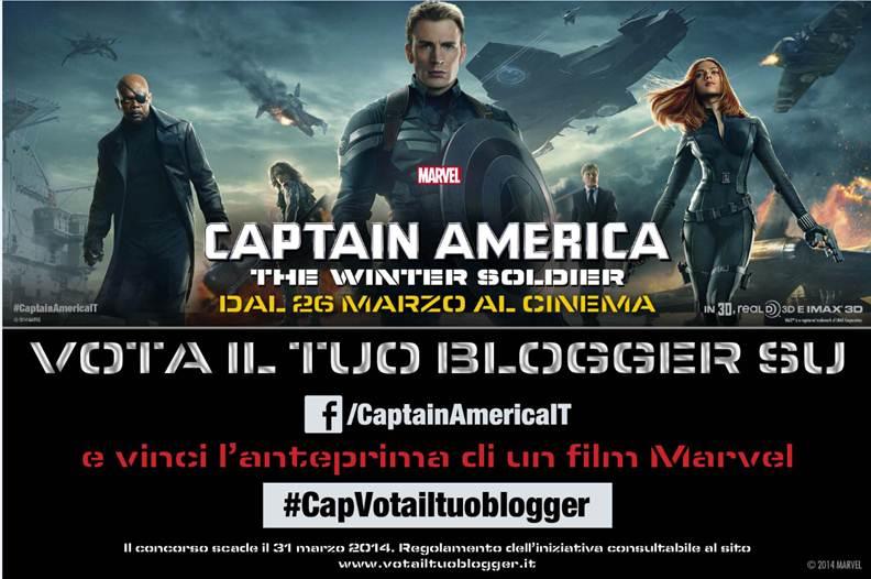 Captain America_vota il tuo blogger