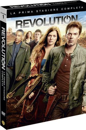 Revolution_prima stagione_dvd