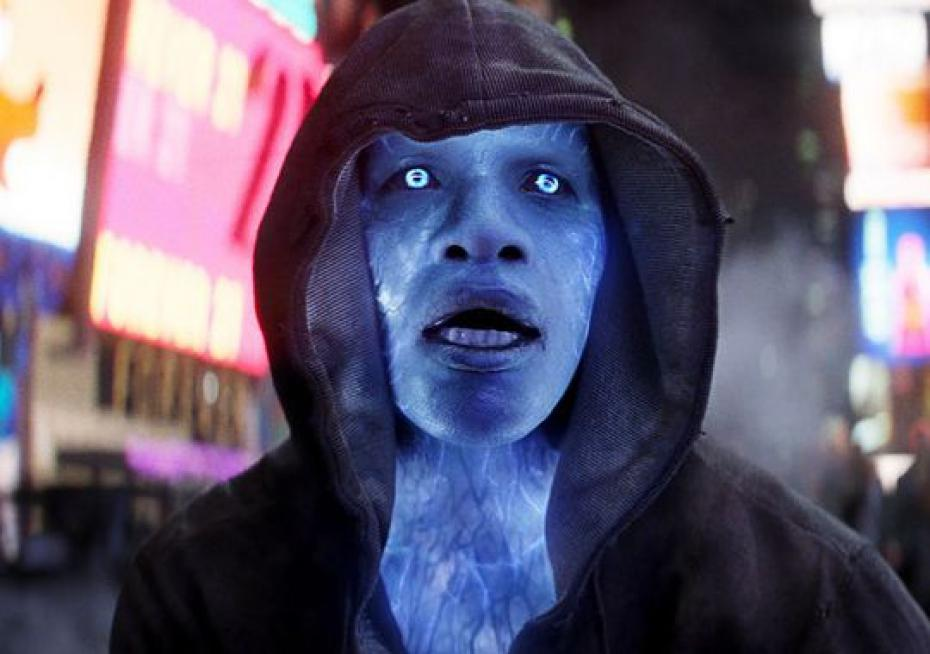 The amazing spiderman 2_Electro