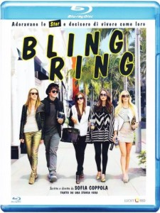 bling ring blu ray