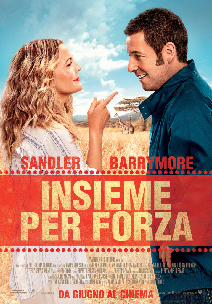 Insieme per forza poster