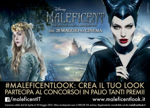 Maleficent Look