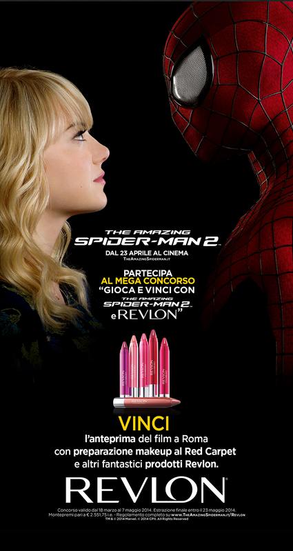spiderman revlon