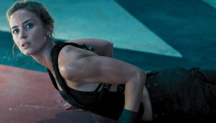 Emily Blunt è la soldato delle forze speciali Rita  Vrataski