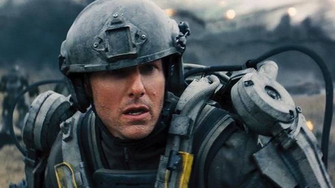 Tom Cruise è il tenente William Cage