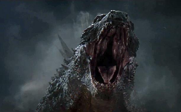 Il ruggito di Godzilla