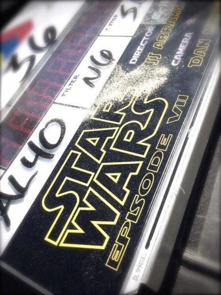 Ciak star wars