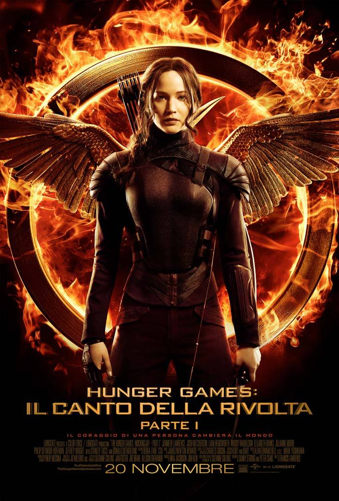 hunger games 3 poster italiano