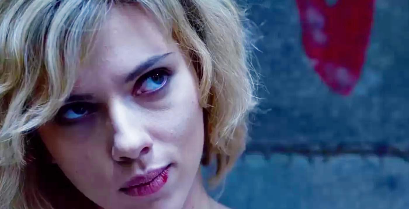 Scarlett Johansson Lucy Movie