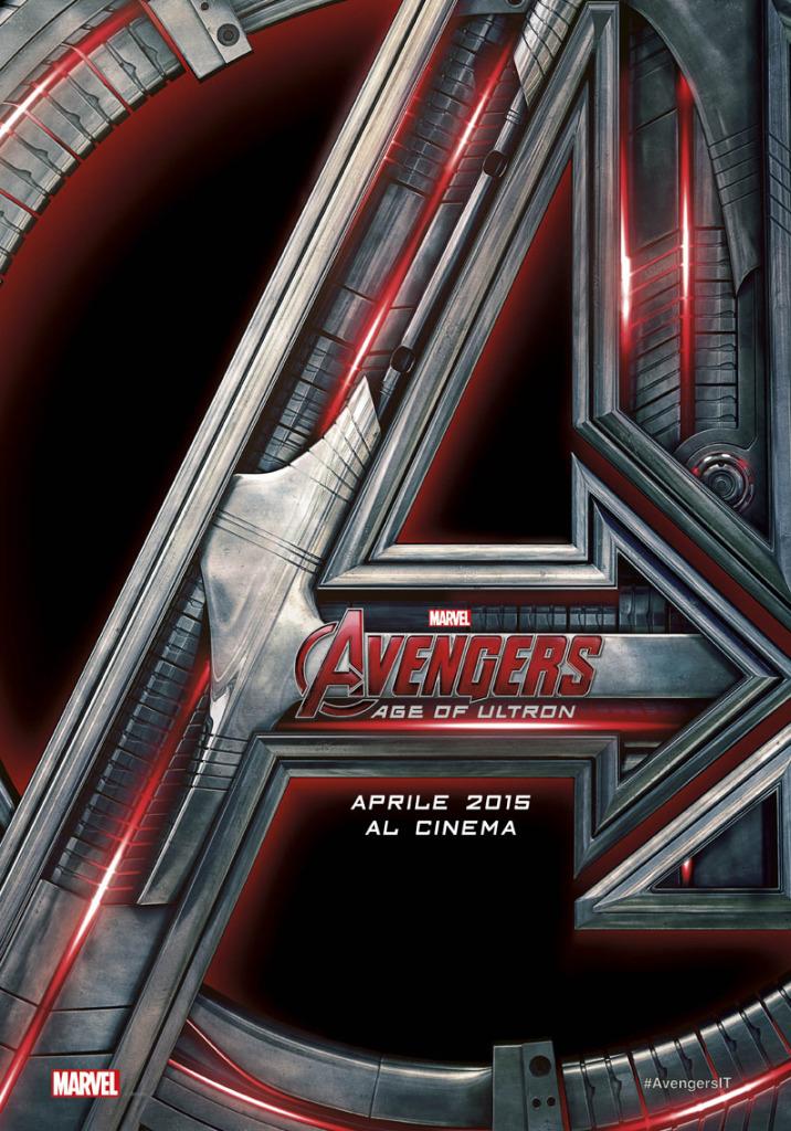 avengers 2 teaser poster