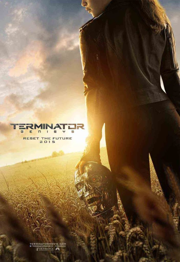 terminator genisys teaser poster