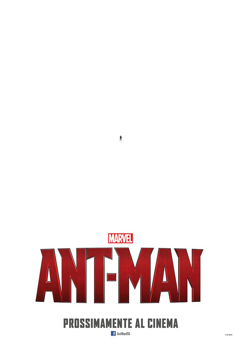 ant man teaser poster
