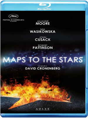 maps to the stars bluray