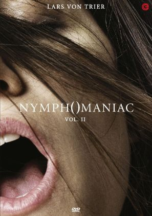 nymphomaniac2 dvd