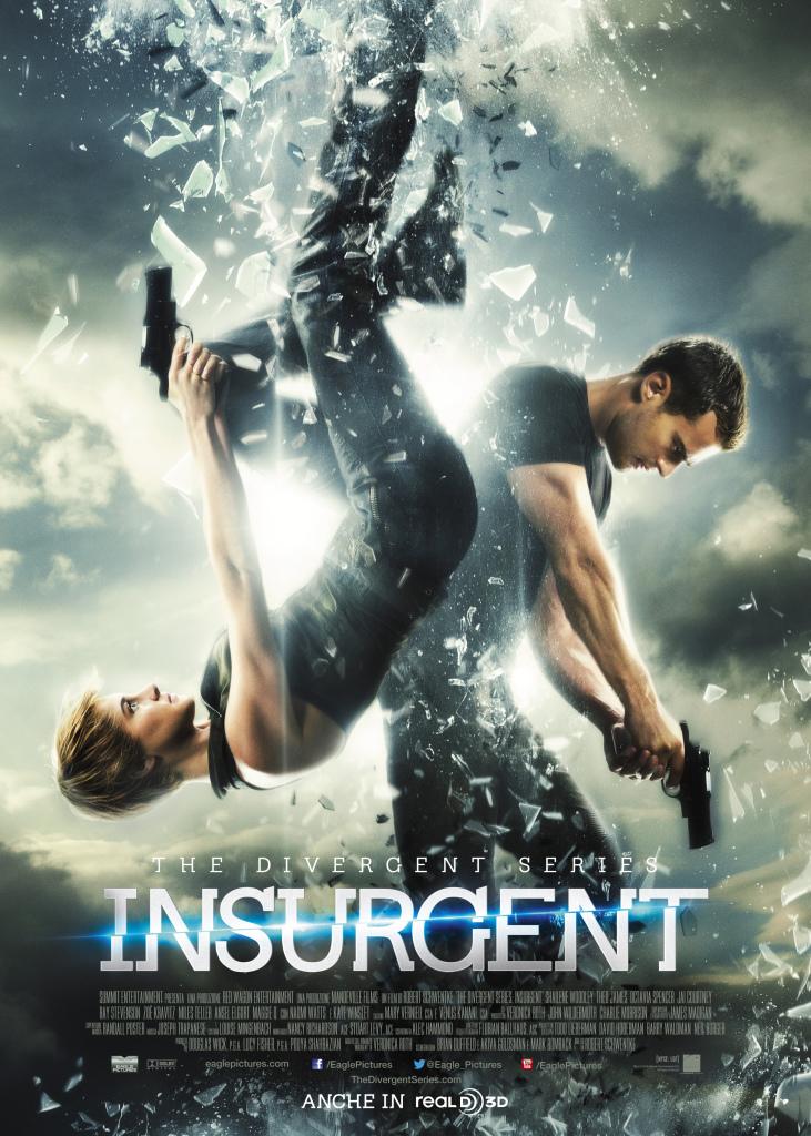 Insurgent poster italiano