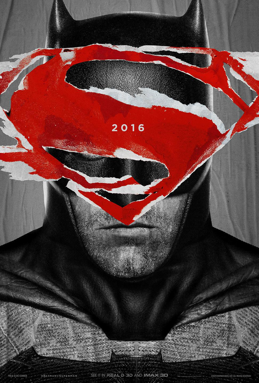 batmanvsuperman_teaser poster Batman