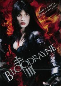 bloodrayne 3 dvd
