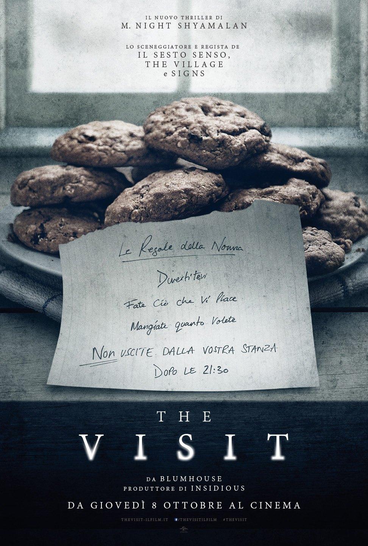 the visit-locandina italiana