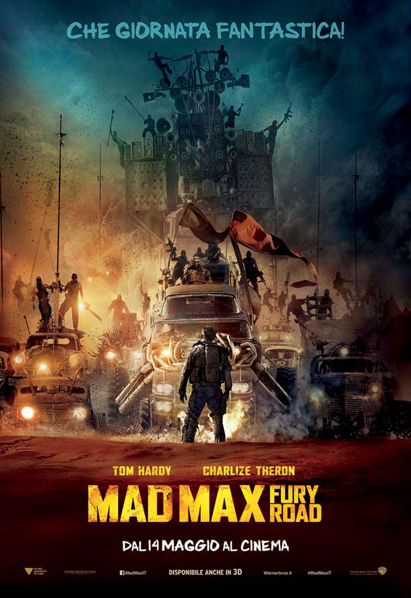 mad max nuovo poster 2