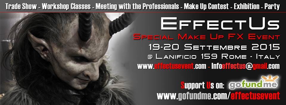 EFFECTUS: un evento dedicato agli effetti speciali! - Darkside Cinema