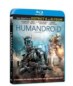 humandroid blu ray