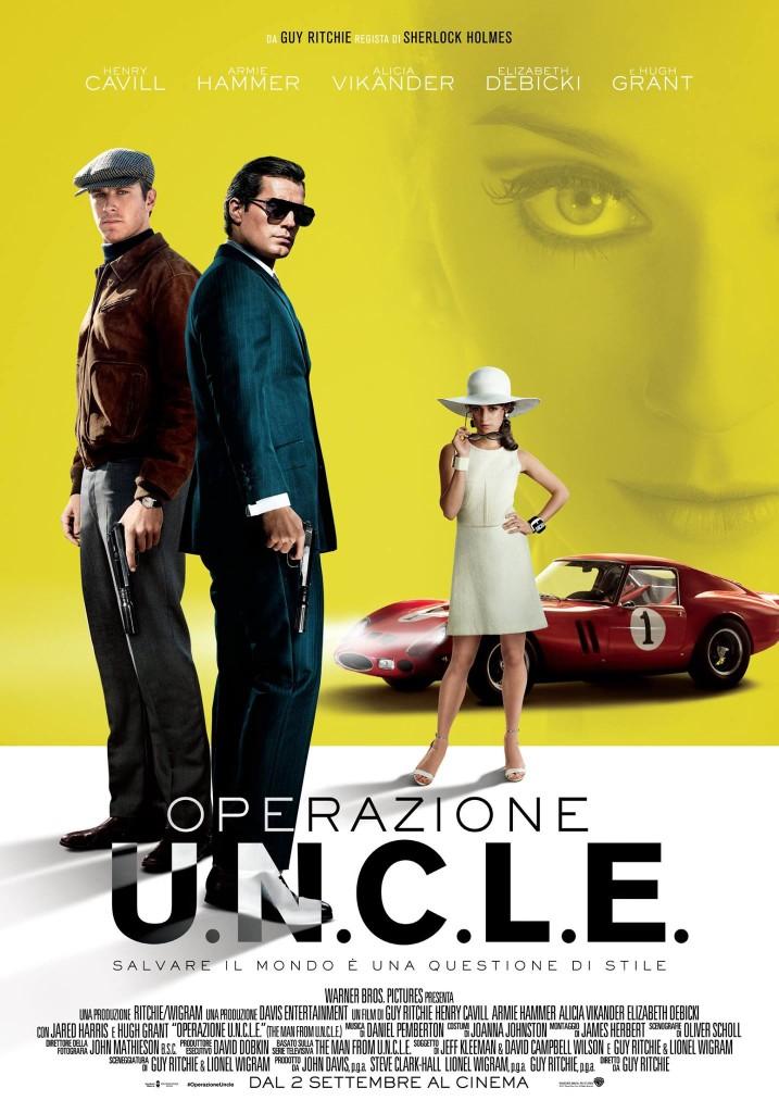 operazione uncle poster