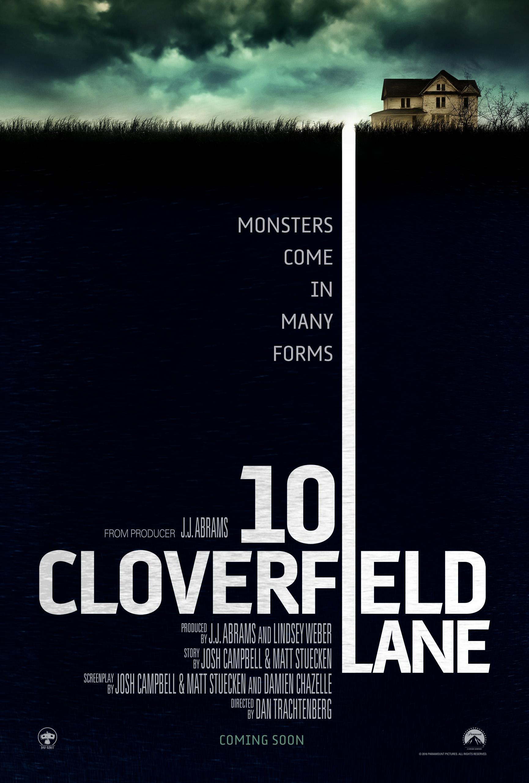 10 cloverfield lane-Teaser Poster