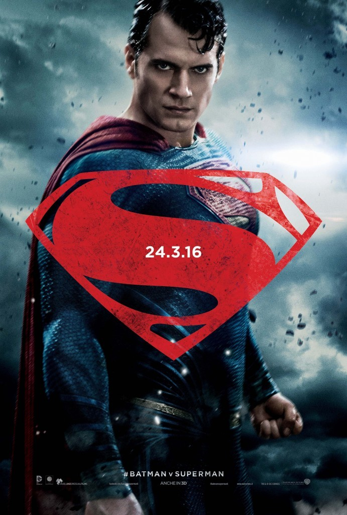 batman v superman_character poster_superman