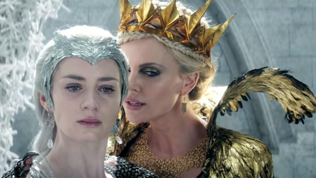 il cacciatore e la regina di ghiaccio img3