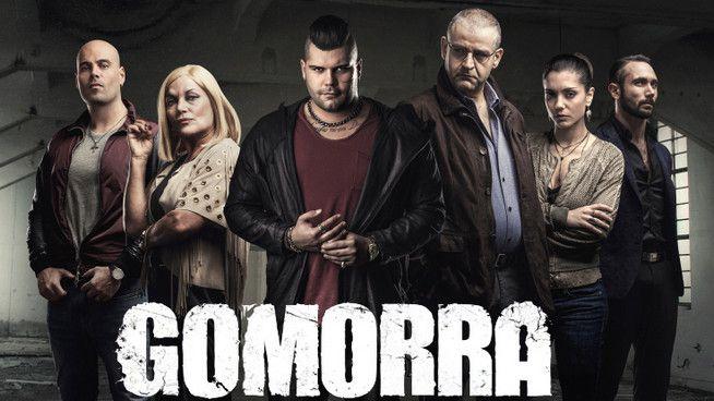 תוצאת תמונה עבור gomorra la serie 2 locandina
