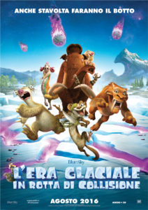 era glaciale 5.Poster