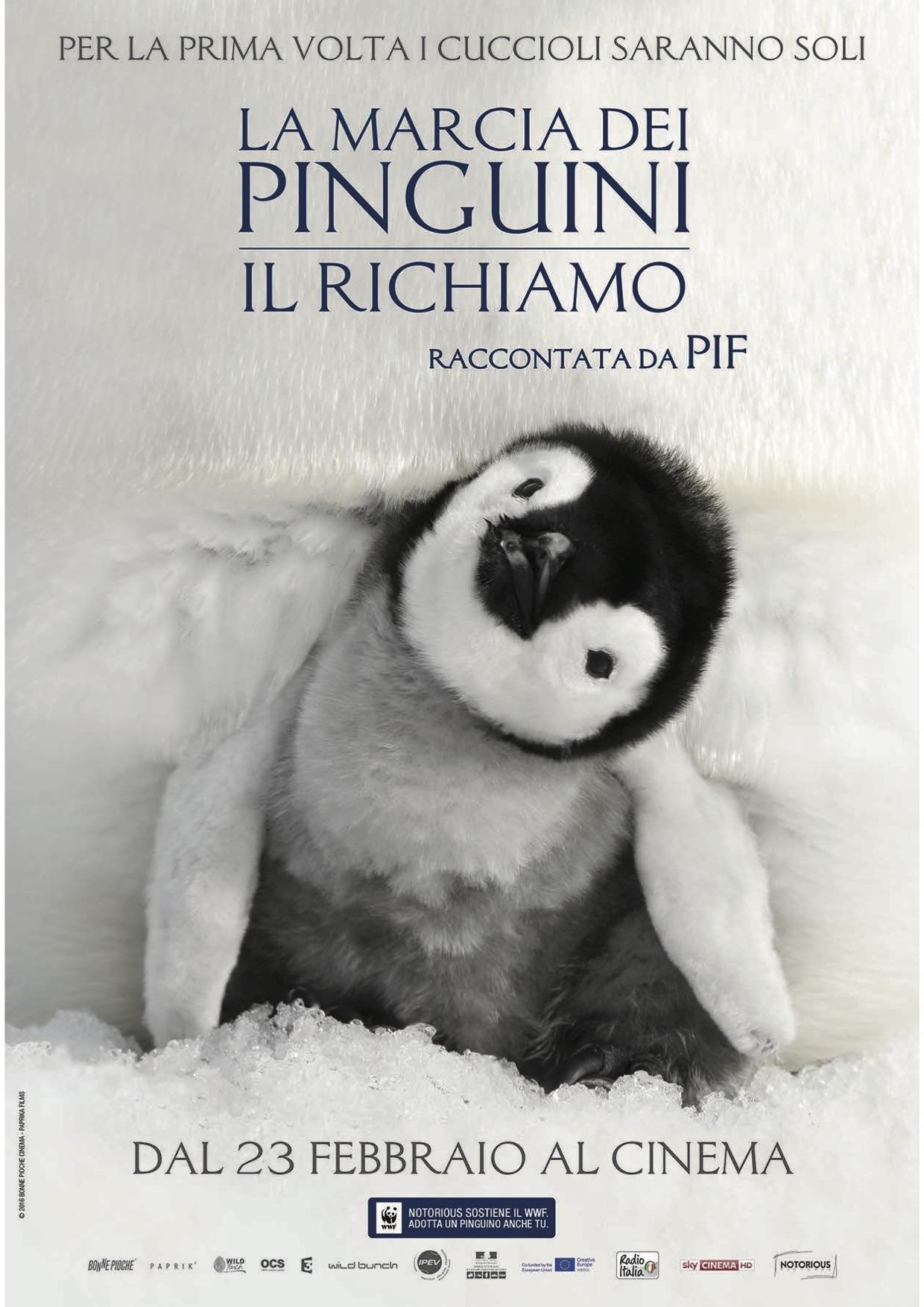 Bien-aimé La marcia dei pinguini – Il richiamo, la recensione | Darkside Cinema YA23
