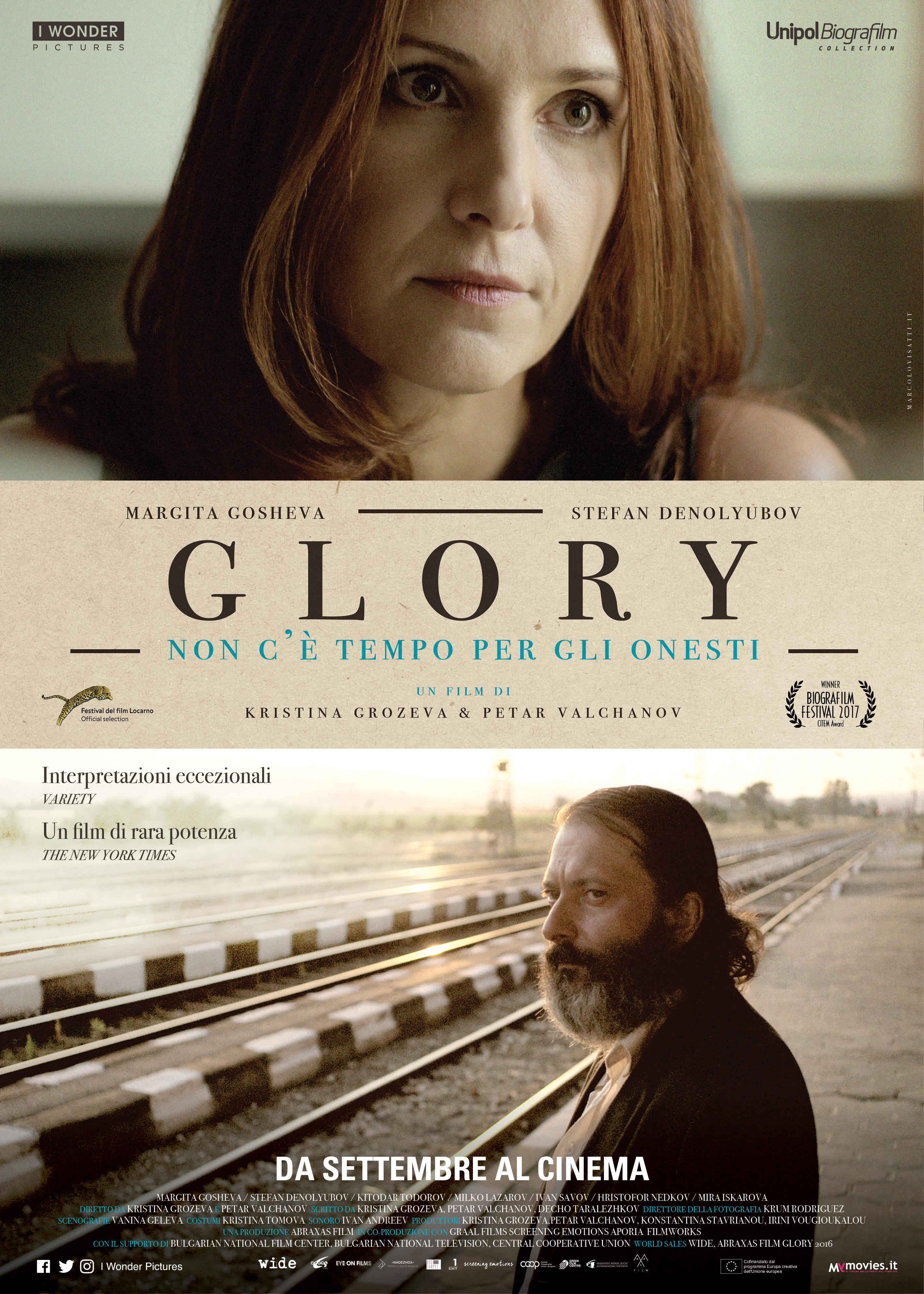 Lo Scandalo Della Collana Film glory – non c'è tempo per gli onesti, la recensione