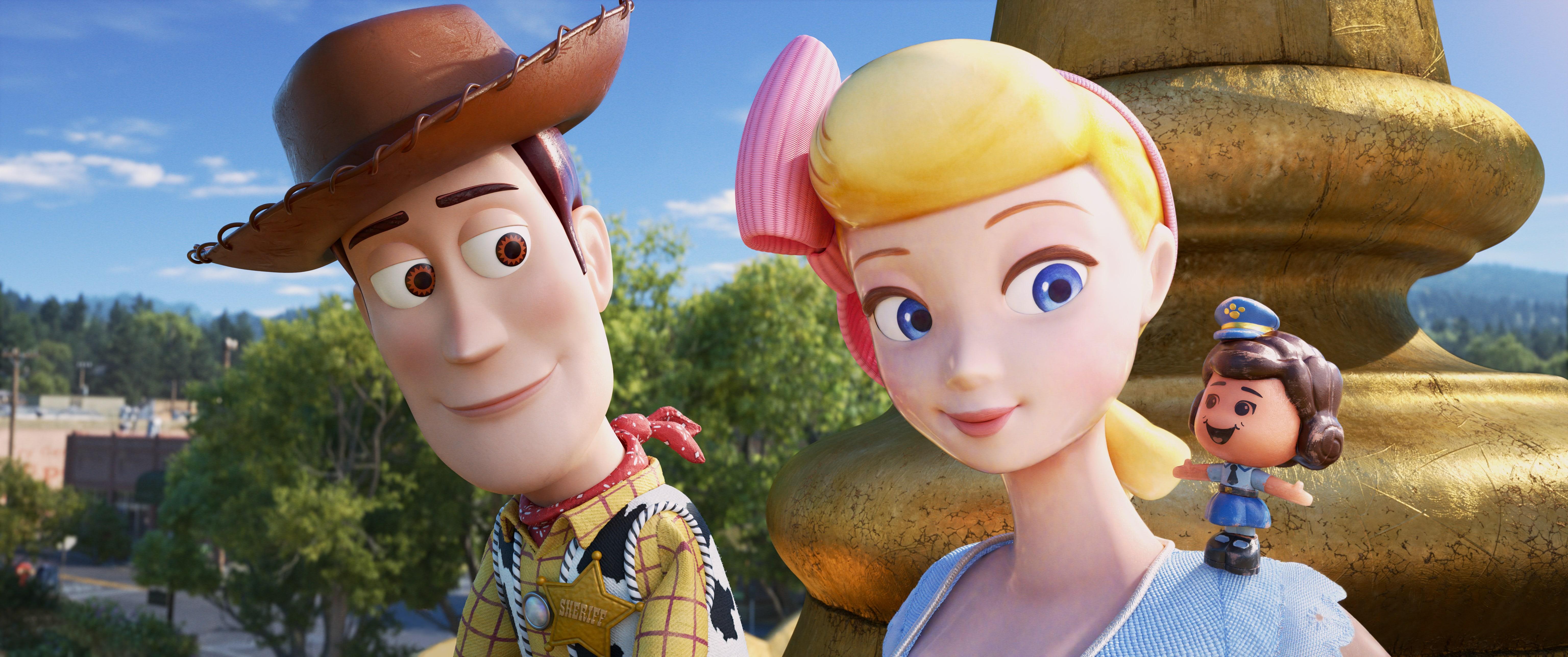 Toy Story 4 Bo Beep