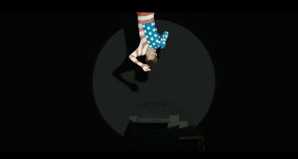 L'uomo senza gravità