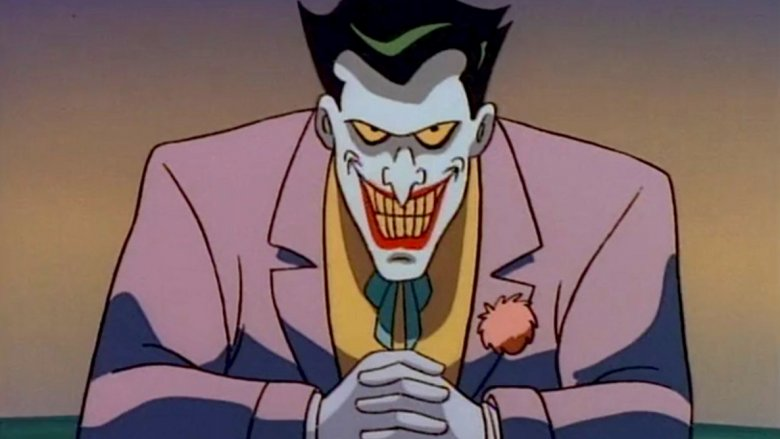 Joker in Batman the animated series
