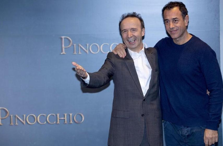Photocall - Pinocchio