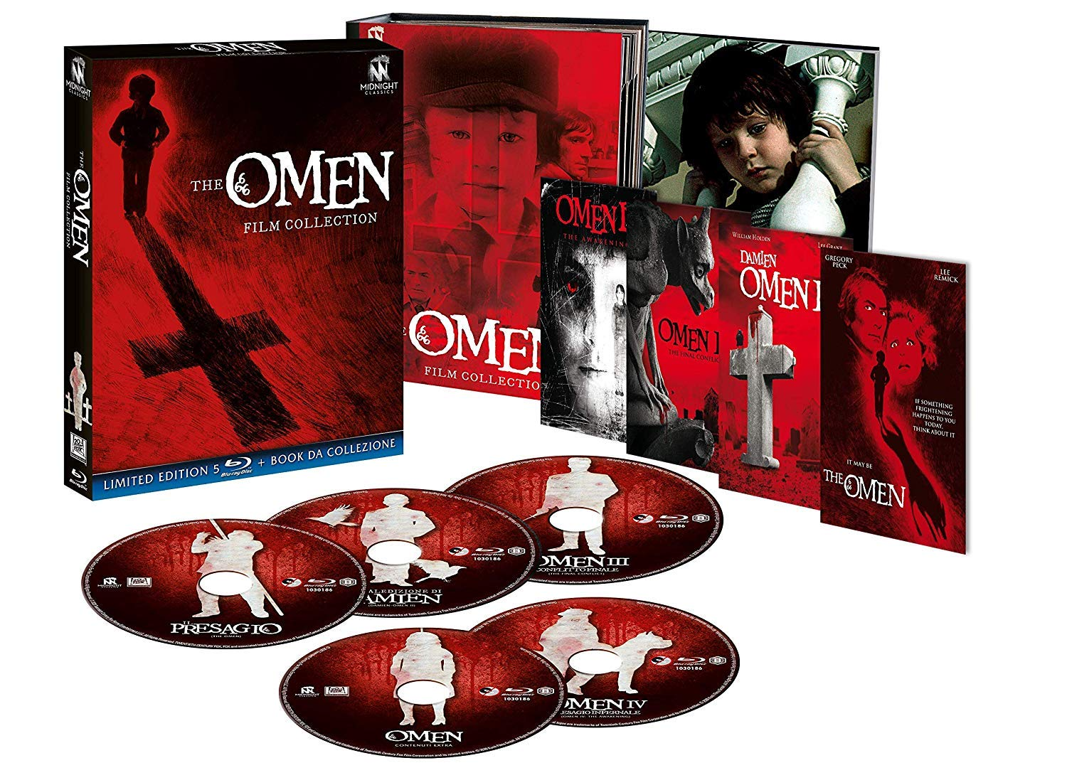 The Omen Film Collection
