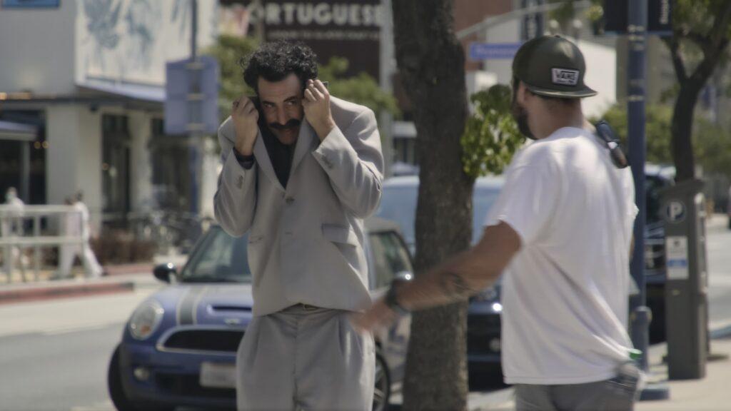 Borat seguito film cinema