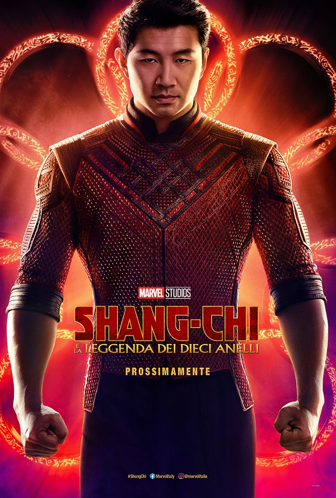 shang-chi e la leggenda dei dieci anelli